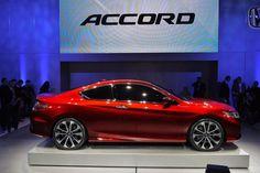 Honda Accord Coupe Concept 2013–года