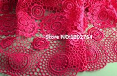 Free shipping!  TS789  Wholesale price  5 yards High quality   Cupion lace / Guipure lace fabric