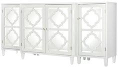 Reflections Three-Piece Cabinet Set - Cabinets - Living Room - Furniture | HomeDecorators.com