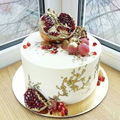 New Ideas Cake Decoration Sweets Beautiful Birthday Cake Cookies, Birthday Cake For Mom, Happy Birthday, Cake Decorating Designs, Cake Decorating Techniques, Cake Designs, Beautiful Cakes, Amazing Cakes, Fondant Cakes
