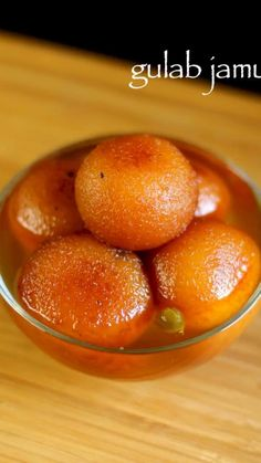Http: Discover gulab jamun recipe Spicy Recipes, Sweet Recipes, Vegetarian Recipes, Cooking Recipes, Jar Recipes, Halal Recipes, Freezer Recipes, Freezer Cooking, Kitchen Recipes