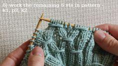 Smocking Stitch Tutorial | Tin Can Knits