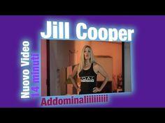 Jill Cooper - 14 minuti Addome!!! - YouTube