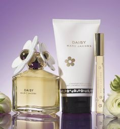Her favorite fragrance for Spring, Daisy Marc Jacobs