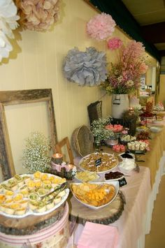 Hostess with the Mostess® - Paige's Woodland Baby Shower