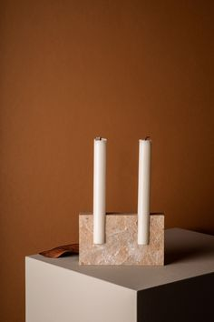 Creative Expressions MDF Self Assembly CHRISTMAS CANDLE HOLDER Flat Packed