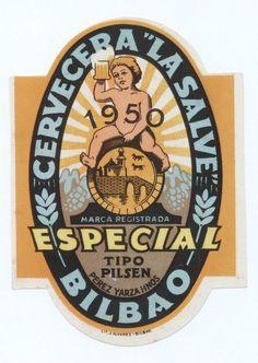 Cervezas La Salve (Bilbao)