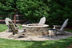 JAG's LATEST MOORESVILLE OUTDOOR LIVING PROJECT!  JAG Construction's client was looking for a way to get their grilling equipment off the deck and create more outdoor living space.  JAG Construction helped the client add a grilling patio area and fire pit sitting area outside of the deck adding more usable space in the backyard.  See more at http://www.jagconstructioncorp.com/projects/our-latest-outdoor-living-space/  #MooresvilleNC #Mooresville #LKN #LakeNorman #Construction #OutdoorLiving…