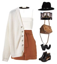 Come On Eileen// Dexys Midnight Runner by gre17 on Polyvore featuring polyvore fashion style Witchery Whistles Fogal Marsèll Givenchy New Look rag & bone clothing