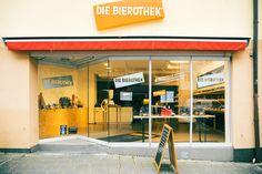 Die Bierothek in Nürnberg