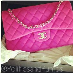 My heart just stopped #CHANEL #Pink #Love #PoliticsandPumps #Chic