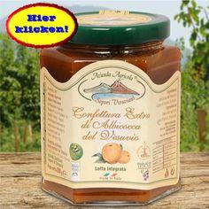Fruchtig-süße Aprikosenkonfitüre aus dem Süden Italiens. Hier klicken: http://blogde.rohinie.com/2013/01/honig/ #Italien #Honig #Marmelade #Konfituere #Brotaufstrich #Fruehstueck