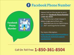 To increase Facebook security, all you need to do is to make a call on our Facebook Phone Number 1-850-361-8504 and get allied with our technicians. We believe that some problems can't be solved on your own as no man is an island. So, without thinking too much, get united with us. We are waiting for your call. For more information. http://www.mailsupportnumber.com/facebook-technical-support-number.html
