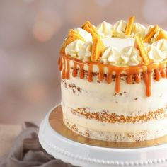 Vanilla Cake, Food And Drink, Easter Recipes, Baking Ideas, Caramel