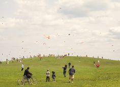 Kite Hill by Paul Octavious