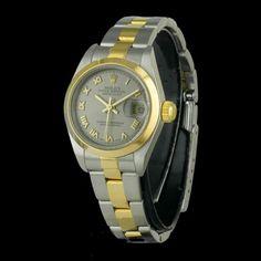 ROLEX - Datejust Lady, cresus montres de luxe d'occasion, http://www.cresus.fr/montres/montre-occasion-rolex-datejust_lady,r2,p25982.html