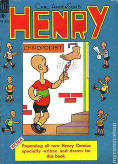 Henry (1948 Dell) 2