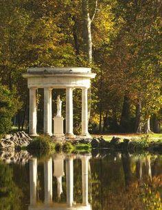 Chantilly Park, Picardy, France