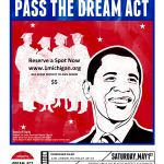 obama51 Dream Act, Obama, Acting, Politics, Baseball Cards