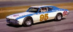 Tommy Houston 68 Chevelle LMS
