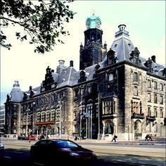 Rotterdam - Stadhuis/ Coolsingel