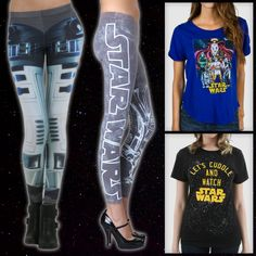 We carry the largest selection of Star Wars t-shirt styles and sizes this side of Alderaan!