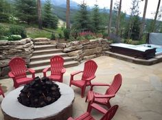 Check out this awesome listing on Airbnb: Elite Ski-In Chalet with Tenmile Views - Houses for Rent in Breckenridge