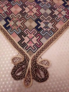 Bead Loom Patterns, Loom Beading, Knitting Needles, Cross Stitch Embroidery, Needlepoint, Diy And Crafts, Beads, Lace, Elsa
