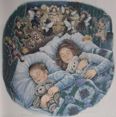 tasha tudor christmas illustrations -