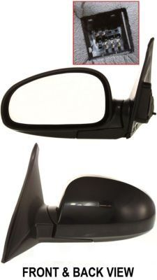 Kool Vue KA17EL Mirror Corner mount Type Driver Side LH Plastic Primered Power Manual folding Heated Kool Vue http://www.amazon.com/dp/B009EAAW82/ref=cm_sw_r_pi_dp_8HhEwb1Z2KB16