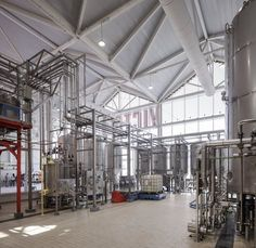 New Victoria Beer Factory in Malaga | GANA Arquitectura