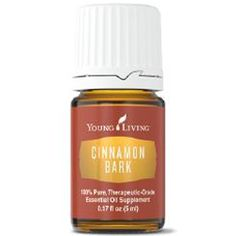 #Cinnamon Bark essential oil promotes a #healthy immune response, and helps maintain a healthy lifestyle regimen*. Cinnamon has been used traditionally for thousands of years as a spice, and provides a spicy and delicious addition when cooking or #baking. This oil includes the naturally occurring constituent cinnamaldehyde, and is an important ingredient in many Young Living products including Thieves®, Abundance™, and Inner Defense.
