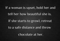 #chocolate quote