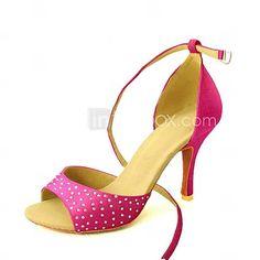 latin szabható női szandál szatén strasszos balettcipő (több színben) 2685985 2016 – €34.29 Stiletto Heels, Sandals, Shoes, Fashion, Moda, Shoes Sandals, Zapatos, Shoes Outlet, Fashion Styles