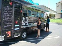 gourmet food truck, Barcleona kitchen-s-on-wheels