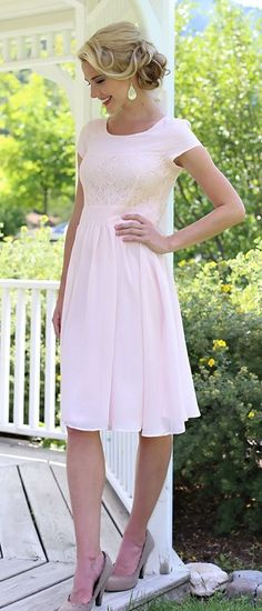 Isabel Modest Dress