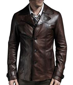 antique-brown-vintage-style-mens-leather-coat-.jpg (700×811)