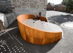 Nicolai Kulturcenter - amphitheater