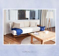 Proyecto Paula I Client house  ···  #deco #decor #decorating #designyourlife #lifestyle #decoração #interiordesign #interiordecor #decotrends #wood #pinotea #madera #handmade #table #lana #rug #weave #blue #sillon #lampara