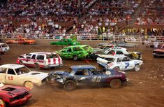 Come out to the Illinois State Fair on Saturday August 17th at 7 pm to watch the Championship Demo Derby! The event will take place at The Arena. Admission is $15 for adults and $5 for children ages 3-12