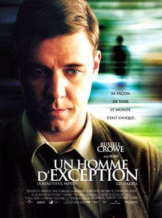 Ce film m'a beaucoup marqué, c'est pourquoi je le recommande à tout ceux qui sont de près ou de loin touchés par la maladie psychique. Film américain (titre original : A Beautiful Mind), réalisé pa...