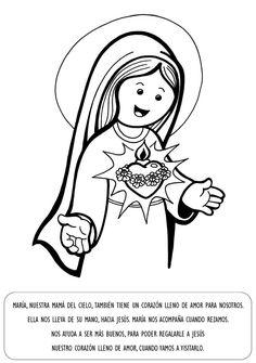 Fuente: http://jugandomeacercoamaria.blogspot.com.ar/       Fuente: facebook catequesis para niños  ...