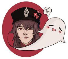 Hu Tao from Genshin Impact Tao, Anime, Cartoon Movies, Anime Music, Animation, Anime Shows
