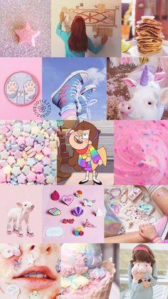 Adriennas - Welcome Fall Wallpaper, Trendy Wallpaper, Tumblr Wallpaper, Pink Wallpaper, Cartoon Wallpaper, Wallpaper Quotes, Cute Wallpapers, Wallpaper Backgrounds, Rainbow Wallpaper