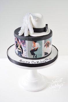 Michael jackson cake                                                       …