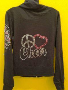 cheer hoody by Frivolous apparel