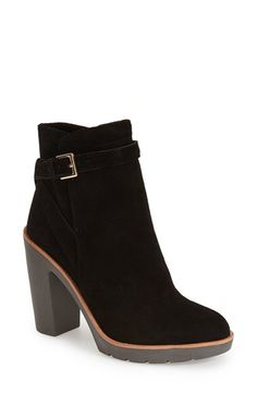 kate spade new york kate spade new york 'gem' boot (Women) available at Fancy Shoes, Crazy Shoes, Cute Shoes, Me Too Shoes, Ankle Boots, Suede Boots, Walk In My Shoes, Travel Shoes, Sneaker Boots