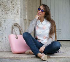 #obag #pink #cipria