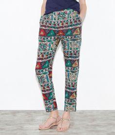 Springfield. Pantalones PANTALÓN FLOW