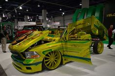 nice 25 Insanely Cool Cars From The SEMA Show In Las Vegas  Cars & Motorcycles that I love